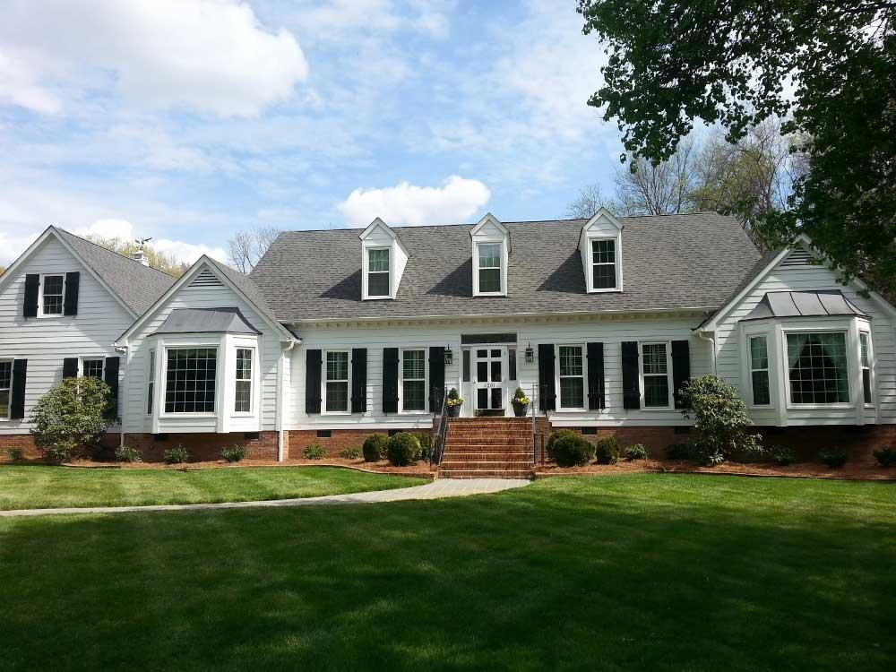 HardiePlank® Lap Siding in Charlotte NC | Crown Builders