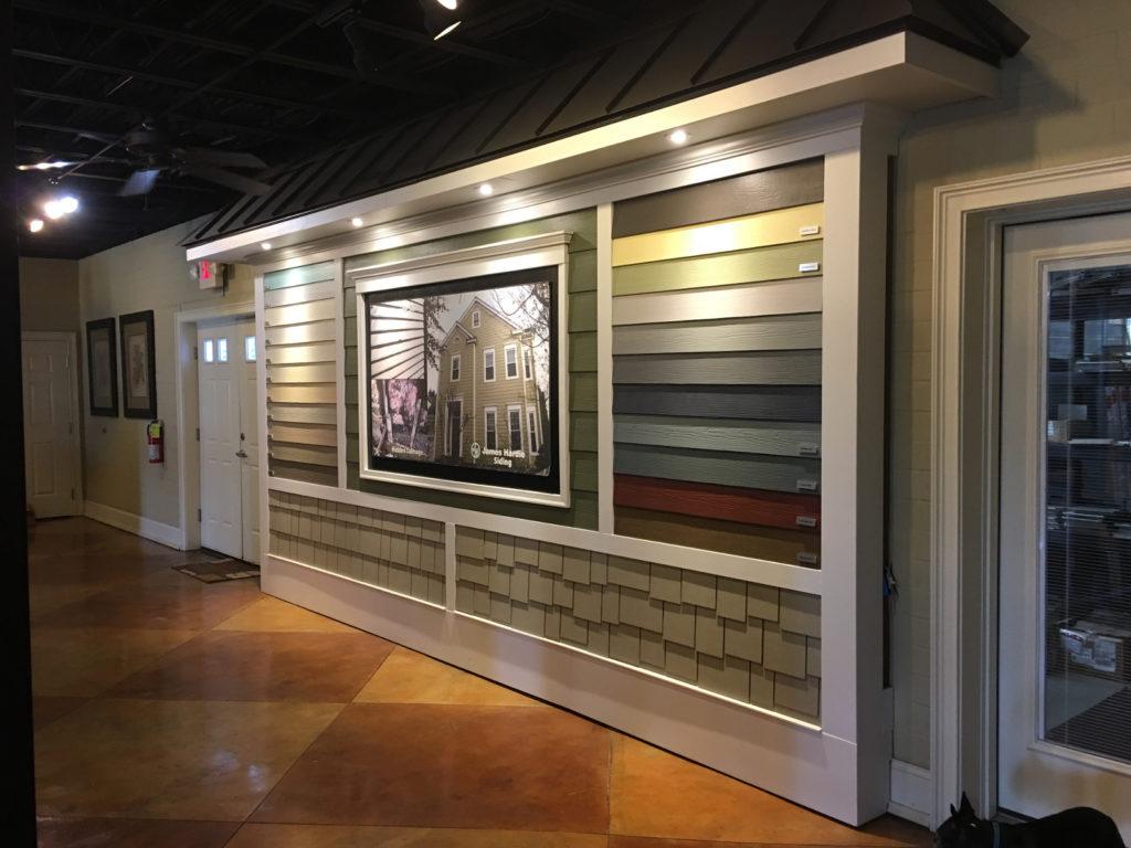 New Showroom Siding Windows Amp Roofing Crown Builders