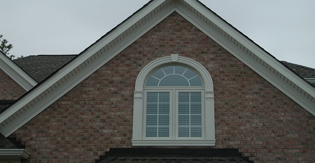 Vinyl Trim with lifetime transferable warranty