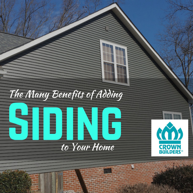 The Many Benefits of Adding Siding to Your Home