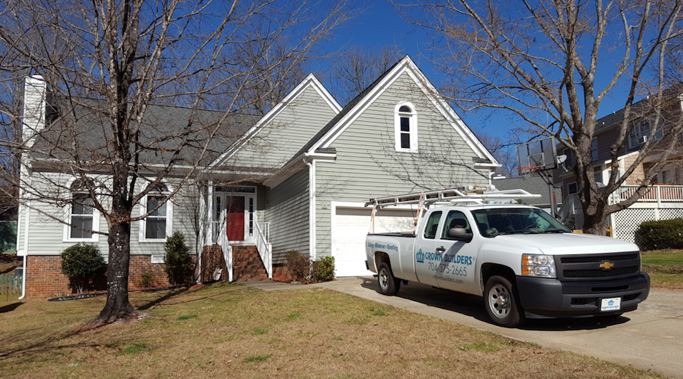 Mastic Siding in Concord, North Carolina