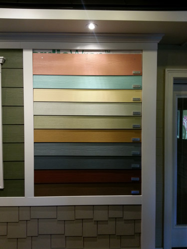 James Hardie Colors in Charlotte, North Carolina