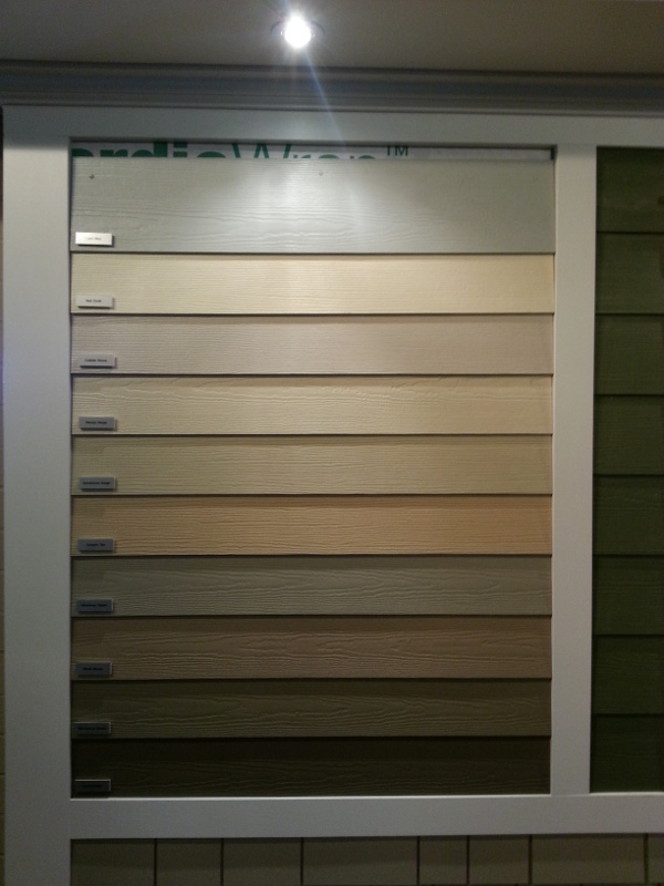 Hardie Colors in Charlotte, North Carolina