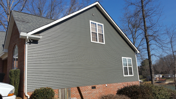 Vinyl Siding Installers Charlotte Nc Crown Builders