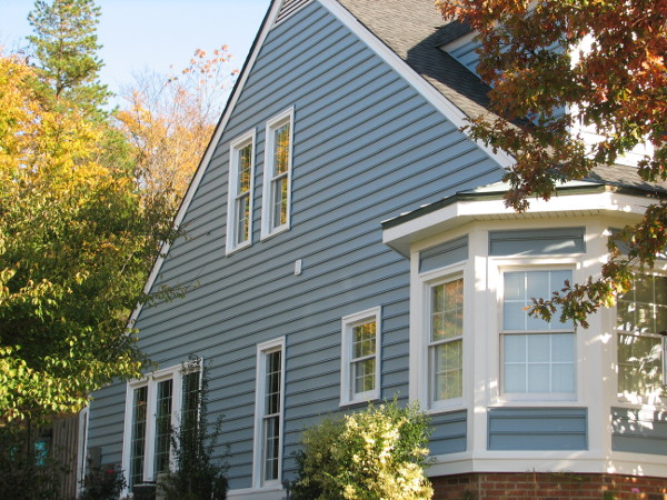 Siding Colors in Charlotte, North Carolina