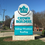Crown Builders Office and showroom in Charlotte