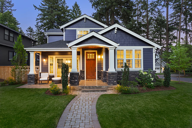 Exterior Home Improvement Jobs that Really Pay Off