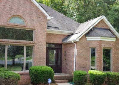 Alside Mezzo windows Waxhaw NC Hudson Khaki exterior