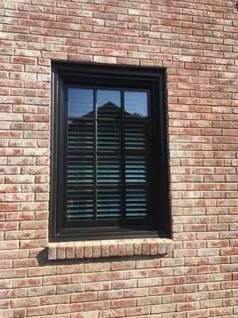 Windsor black exterior window pic 2
